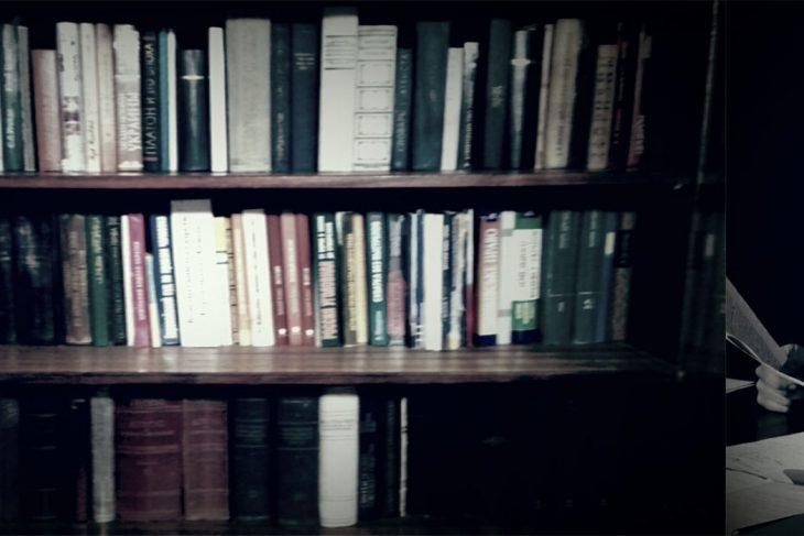 Изъятие советских книг из библиотек