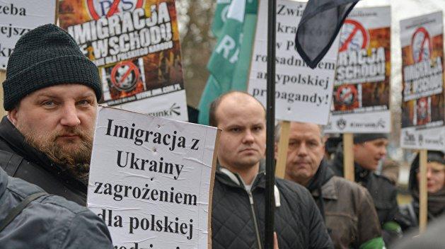 Есть ли права украинцев, как нацменьшинства, в Польше?