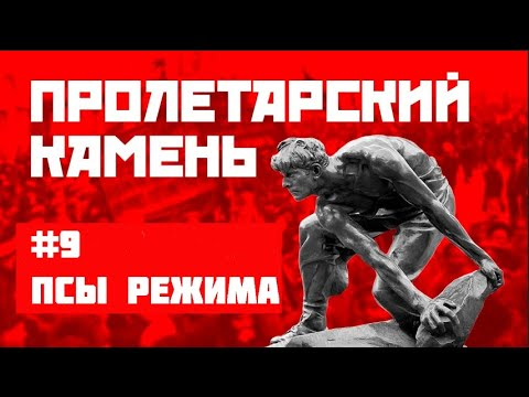 Псы Режима. Пролетарский камень №9