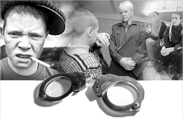 Юность за решёткой: проблемы подростковой преступности